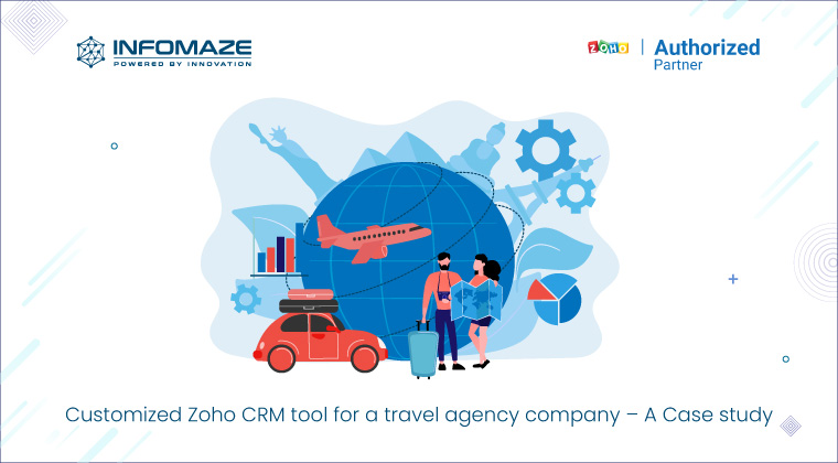 zoho crm for travel agency