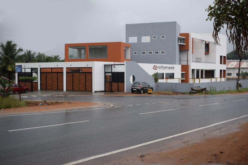 Infomaze-Campus-Exterior