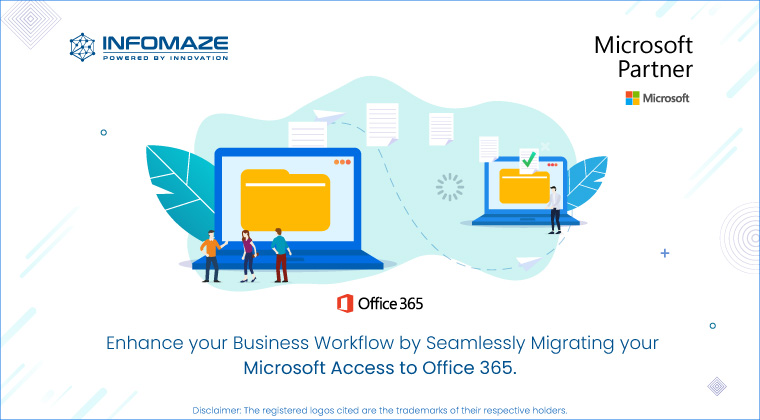 Migrate Microsoft Access database to Office 365