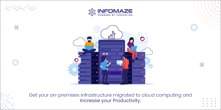 Migrate your on-premises infrastructure to cloud computing