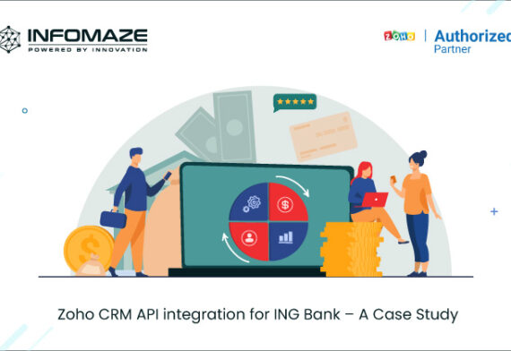 Zoho CRM API Integration for Bank