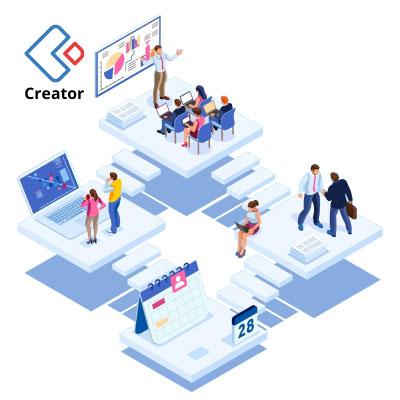 Zoho-Creator-app-development-for-a-law-firm-Infomaze