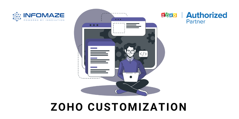 Zoho Customization for a Finance Firm