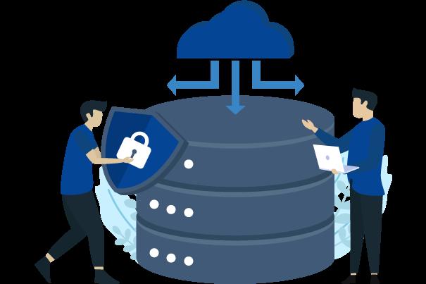Hire full stack database management developers