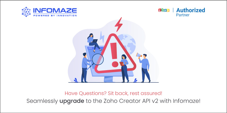 Upgrade from Zoho Creator API v1 to API v2
