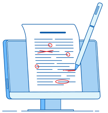 Proofreading and Editing Content Writing Services