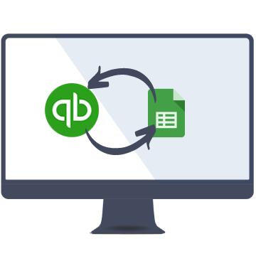 Quickbooks Desktop Google Sheets Integration