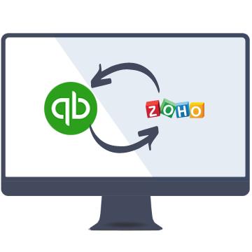 Zoho CRM QuickBooks Desktop Integration