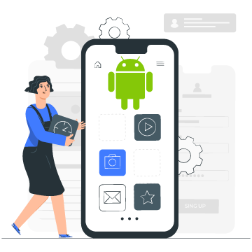 Android Mobile app development services