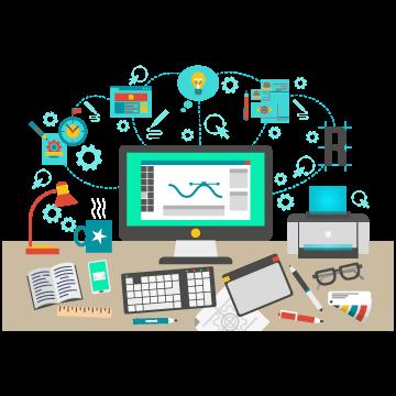 Online Design Studio for Admin