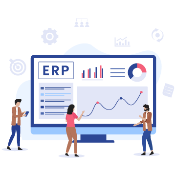 ERP migration service