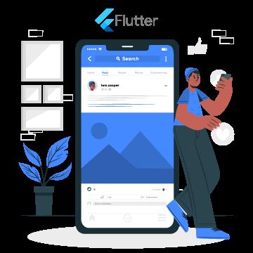 Flutter Mobile app development services