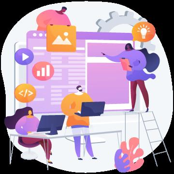 BI web application development experts