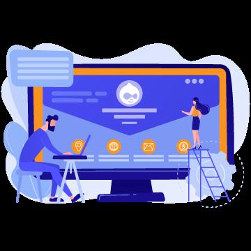 Drupal Customization Service