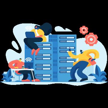 Platform integration for Application