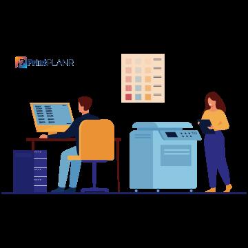 PrintPlanr– Print Management Information System