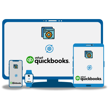 Quickbooks-Custom Applications Integration services for your choice apps