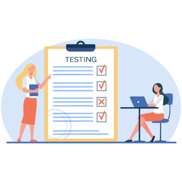 Quality assurance Testing consulting
