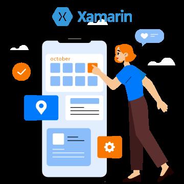Xamarin mobile app development services